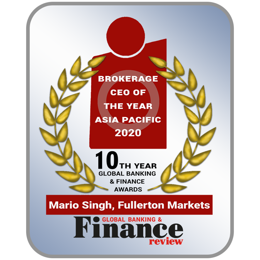 Brokerage CEO of the Year Asia Pacific 2020-2