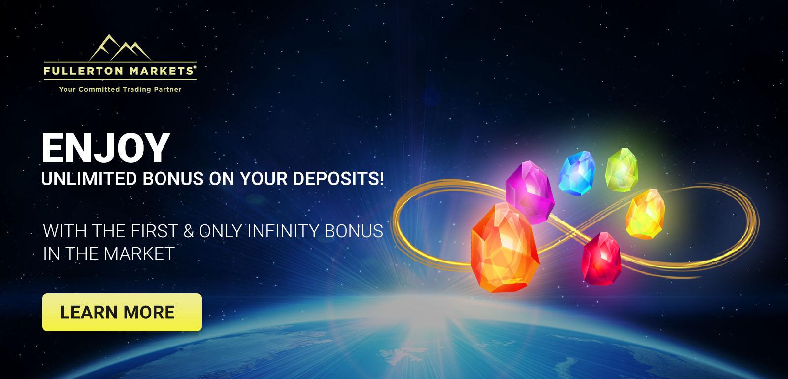 infinity bonus exclusive